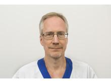 Erik Normann, sektionschef  neonatalvård, Akademiska barnsjukhuset