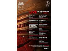 Live från Royal Opera House säsongen 2015/2016
