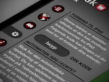 Krak beamer numre fra iPad til smartphone - 3