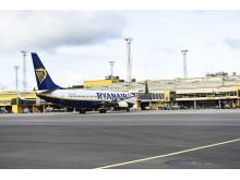 Nu är flyglinjen mellan Malmö-Krakow öppen