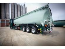 Unerreicht leicht: Transportfahrzeuge mit BPW Fahrwerk