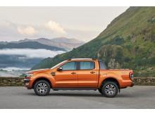 Új Ford Ranger bemutató