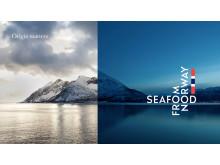 Nytt opphavsmerke og profil for norsk sjømat