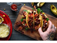Pulled Oumph! Tacos