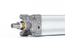 Hydroscands Flaklåscylinder pneumatisk