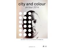 Pressebillede City and Colour