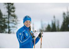 Team Åre Sweden - Lina Korsgren porträtt