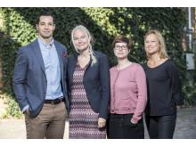 Ledningsgruppen Rosengård Fastighets AB