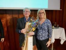 Caj Gustafsson, Simrishamn, 2018-års svenska mästare i nyskrivna snapsvisor