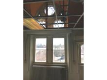Fönster i Djäknehuset