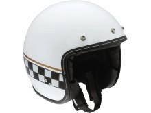 AGV RP60 mc-hjälm, Cafe Racer White