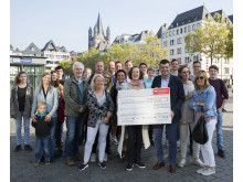 Santander_Spende Joerg Weise_Association
