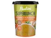 Paulúns Superlunch Kyckling- & morotssoppa