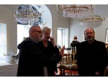 Svenolof Jonn, Anders Thessing och Arne Lind