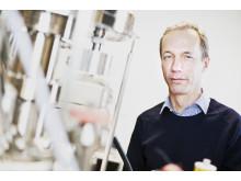 Lars Johansson, professor i fysik