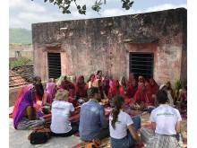 Forum för kvinnor leder till bättre hälsa