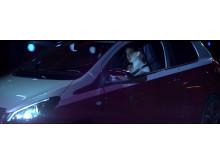 Peugeot i samarbete med Lykke Li i lanseringen av Peugeot 108