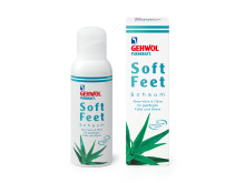 GEHWOL FUSSKRAFT Soft Feet Schaum