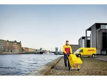 DHL Express - Københavns havn