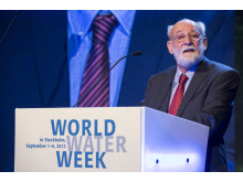 Dr. Peter Morgan, 2013 Stockholm Water Prize Laureate