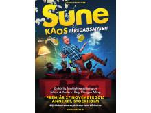 Sune - Kaos i fredagsmyset (Affisch 50x70)
