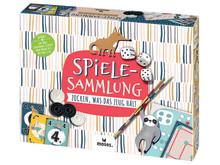 Spiele-Sammlung - Cover