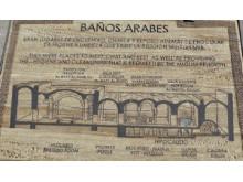 Arab Baths Layout
