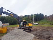 Markarbete för NCC Industry´s nya kontor och stenlaboratorium