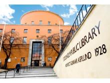 Stockholms Stadsbibliotek huvudentré