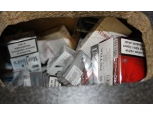 Karim Heabah imported, stored and sold thousands of illegal cigarettes