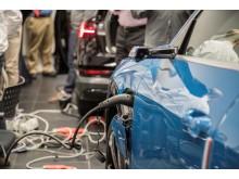 """""""Plugfest E-Mobility"""" på Audi e-tron fabrikken i Bruxelles (2)"""