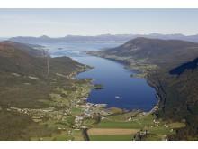 WSP konstruerar bron över Tresfjorden
