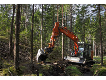 Hitachi ZX135US-5 Nordic F