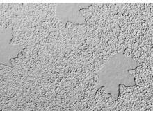 StoSignature - Texture: Graphic 10 - skapa mönster i puts med stenciler.