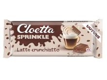 Cloetta Sprinkle Latte crunchiatto 75g