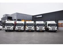 Nye Scania til Carlsberg
