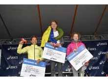 The ladies' podium Ultravasan 945 2018