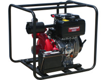 High res image - Mastry Engine Center - Mastry Engine Center has introduced the YANMAR engine-driven Maspower MPW2.5PE Portable High Pressure pump for dockyard repair work and marine construction applications