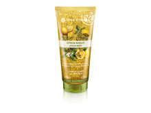 Lemon Basil Energizing Exfoliating Shower Gel
