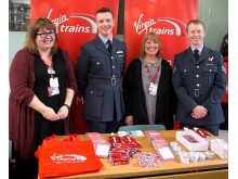 Virgin Trains celebrates its Welsh links in House of Commons