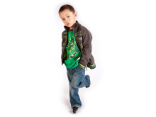 1c753ee1b758 Fleece med tåg motiv HT 09 (Samuel 502 - Fleece), t-shirt Ted 400 ...