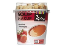 Kelda® Soup in a cup Mild tomat