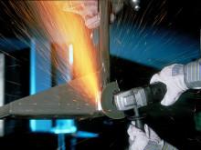 Flexovit FX170 fiberrondeller - Användning 1
