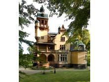 Villa Lusthusporten, foto Mats Landin, Nordiska museet