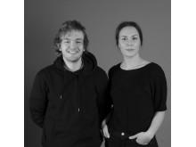 Jone Skarbøvik och Asta Florestedt