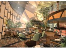 Celebrity Eden - restaurant