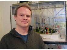 Magnus Sjöberg, forskare inom biokemisk processteknik