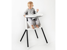 The BabyBjörn High Chair awarded with red dot 2012