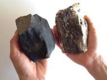 Forskarfnatt: lär dig om meteoriter