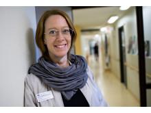 Kurator och utbildningsledare Lisa Gulbrandsen, SESAM Danderyd